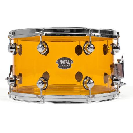 NATAL ARCADIA ACRYLIC 13x6,5 SNARE DRUM 1