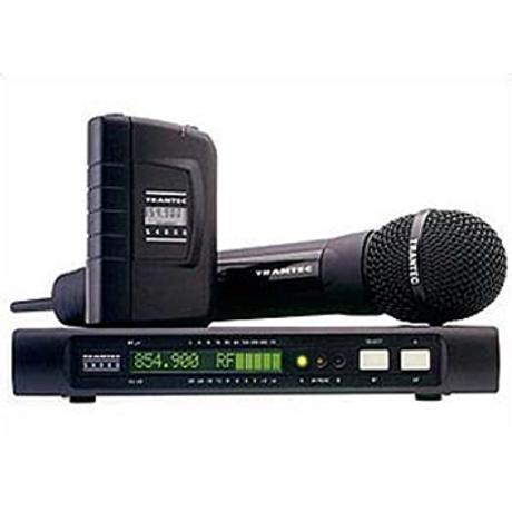 TRANTEC UHF AER.HEADBAND SYST.+TS44 1