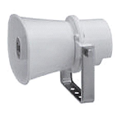 TOA HORN SPEAKER 70V/100V 15W/15W 112dB IP-65 1