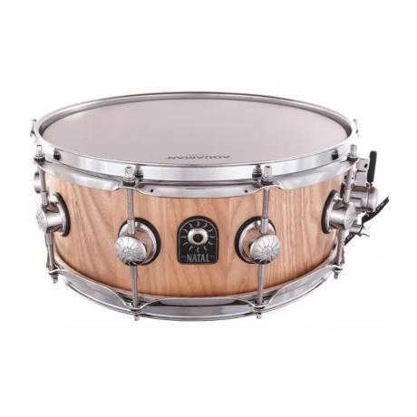 NATAL 14X6,5 PURE STAVE ASH SNARE DRUM 1