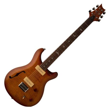 PRS GUITARS ΗΛΕΚΤΡΙΚΗ ΚΙΘΑΡΑ SE 277 SEMI-HOLLOW TOBACCO SUNB 1