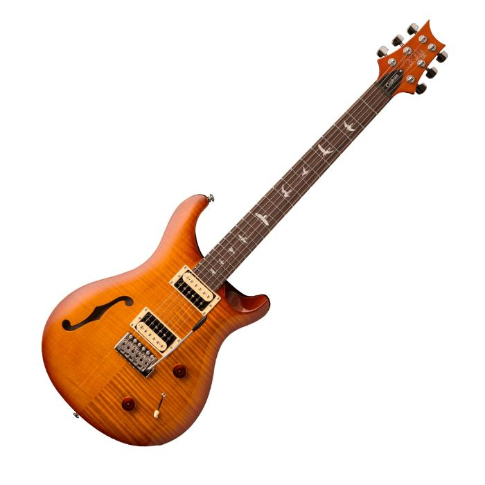 PRS GUITARS ΗΕΛΚΤΡΙΚΗ ΚΙΘΑΡΑ SE CUSTOM 22 S/HOLLOW VINTAGE SUN 1