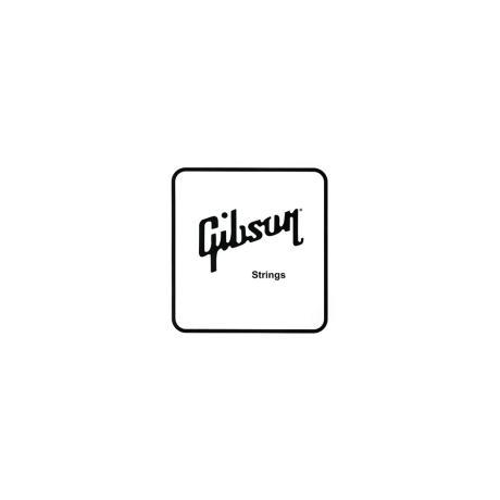 GIBSON ΜΟΝΗ ΧΟΡΔΗ PLAIN STEEL 008/12 TEM