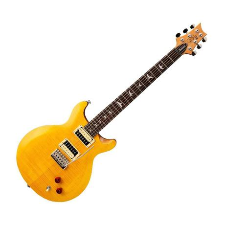 PRS GUITARS ELECTRIC GUITAR 2018 SE SANTANA YELLOW 1
