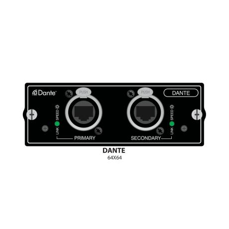 SOUNDCRAFT DIGITAL DANTE CARD 1