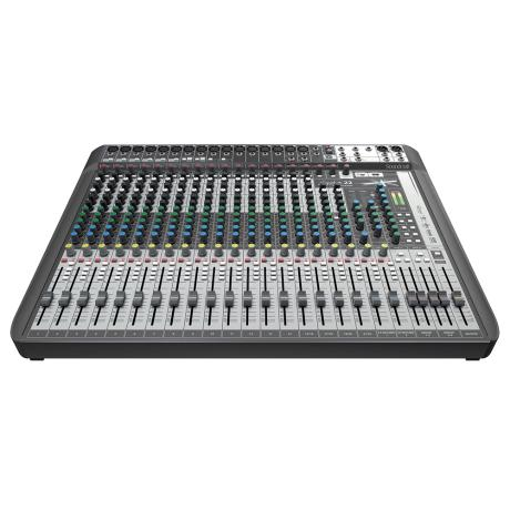 SOUNDCRAFT COMPACT ANALOG MIXING 16 MONO/2 ST.-LEXICON EFFECTS 1