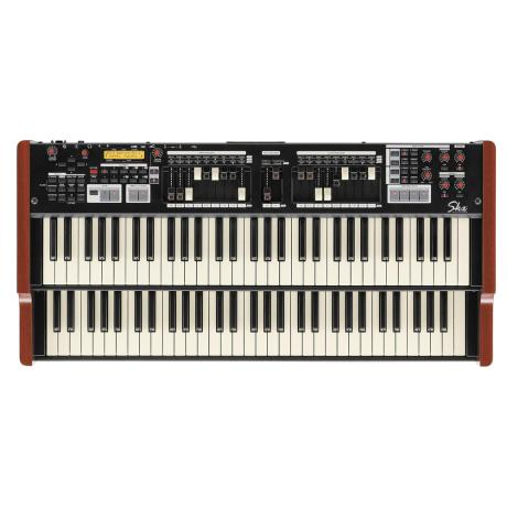 HAMMOND ORGAN 2X61 KEYS DUAL 1
