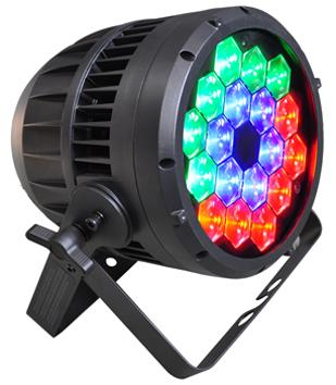 VARI-LITE LED PAR ZOOM IP65 18LED F/C RGBW 230W