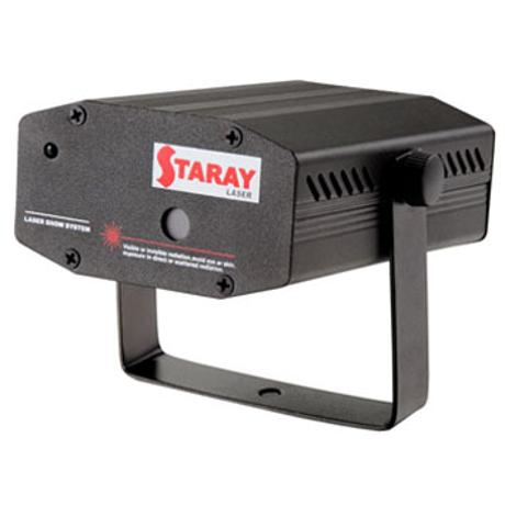 STARAY LASER RG RED 80mW/650nm/GREEN 30mW/532nm