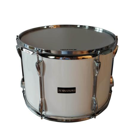 SUZUKI TENOR DRUM 14''X10''X6'' WHITE 1