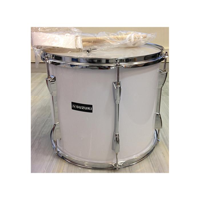 SUZUKI TENOR DRUM 14''X12''X6'' WHITE