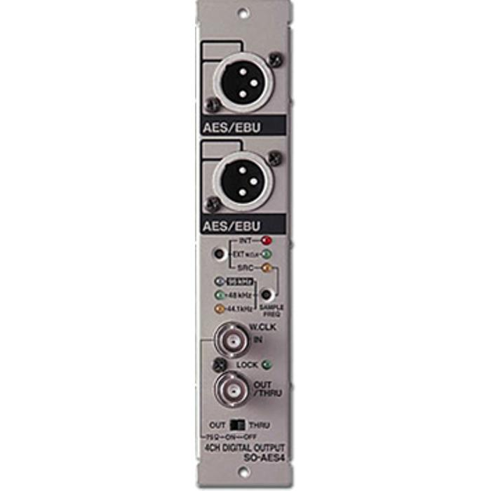ROLAND BOARD 4 IN DIGITAL AES/EBU