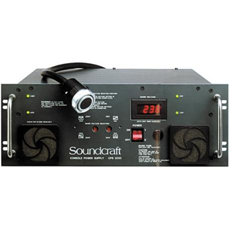 SOUNDCRAFT CPS-2000 POWER SUPPLY 1