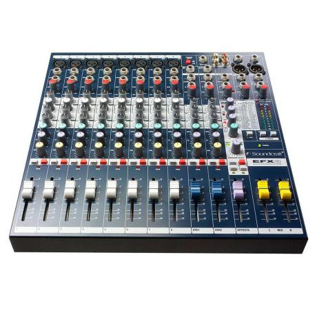 SOUNDCRAFT MIXING CONSOLE 8CH WITH DIGITAL EFFECTS 1