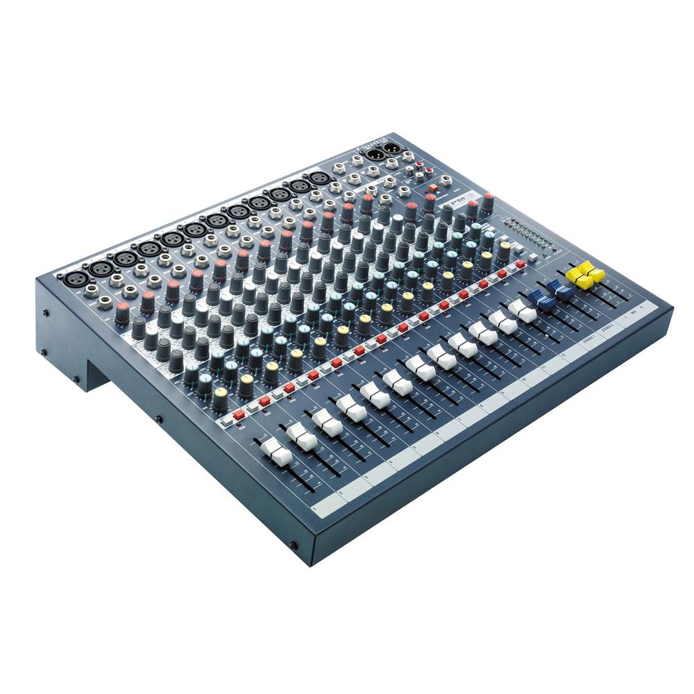 SOUNDCRAFT MIXING CONSOLE 12MONO/2STEREO