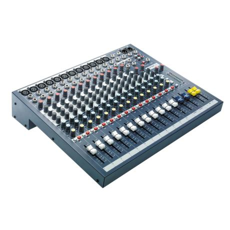 SOUNDCRAFT MIXING CONSOLE 12MONO/2STEREO 1
