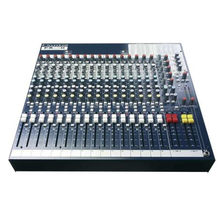 SOUNDCRAFT MIXING CONSOLE 16 MONO-LEXICON EFFECT 1