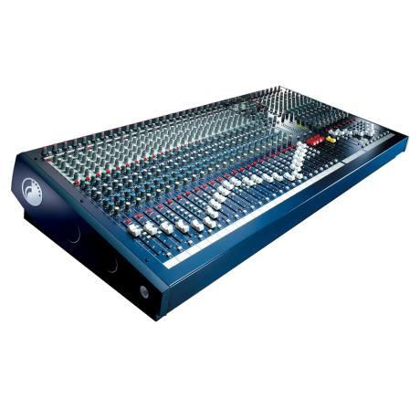 SOUNDCRAFT MIXING CONSOLE 24 MONO/ 4 STEREO 1