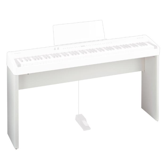 KORG STAGE PIANO STAND FOR SP170 WHITE 1