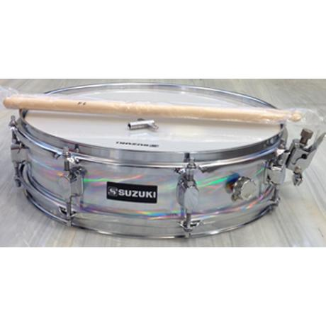 SUZUKI SNARE DRUM 14''x3.5''x 8-LUG, POWER SHELL