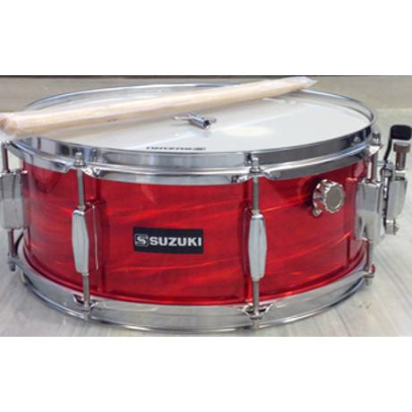 SUZUKI SNARE DRUM 14''x5.5''x 8-LUG, POWER SHELL