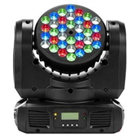 STARAY LED MOVING HEAD 36x5RGBW