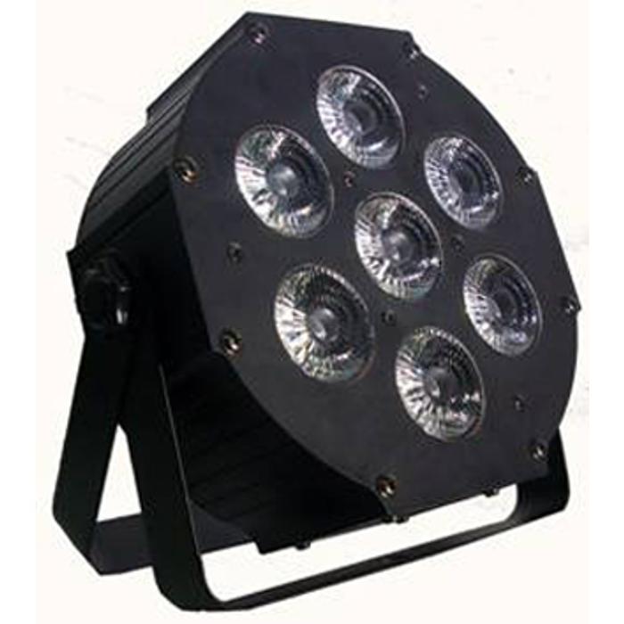 STARAY LED ΠΡΟΒΟΛΕΑΣ ΚΟΙΝΟΥ ΠΟΜΠΟΥ RGBW 7X12W 1