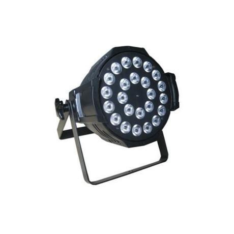 STARAY LED ΠΡΟΒΟΛΕΑΣ RGBW 24X10W BLACK IP 20 1