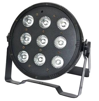 STARAY LED ΠΡΟΒΟΛΕΑΣ ΚΟΙΝΟΥ ΠΟΜΠΟΥ RGBW 9X10W