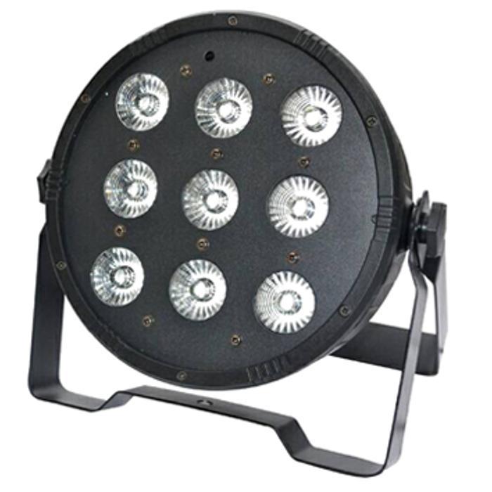 STARAY LED ΠΡΟΒΟΛΕΑΣ ΚΟΙΝΟΥ ΠΟΜΠΟΥ RGBW 9X10W 1