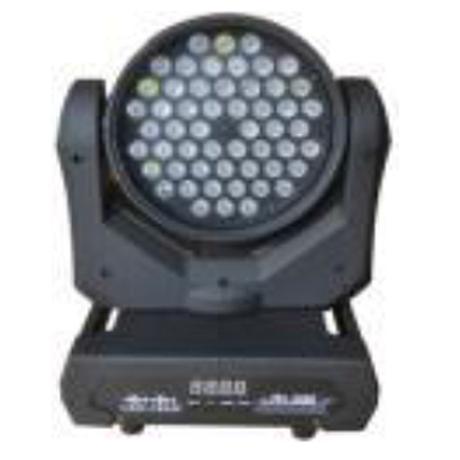 STARAY LED WASH ΚΙΝΗΤΗ ΚΕΦΑΛΗ  RGBW 54X3W 1