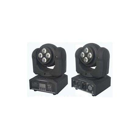 STARAY DOUBLE SIDE LED MOVING HEAD WASH/ WASH 1