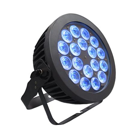 STAR TRIP LED PAR 25 18X12W RGBWAU IP67 1