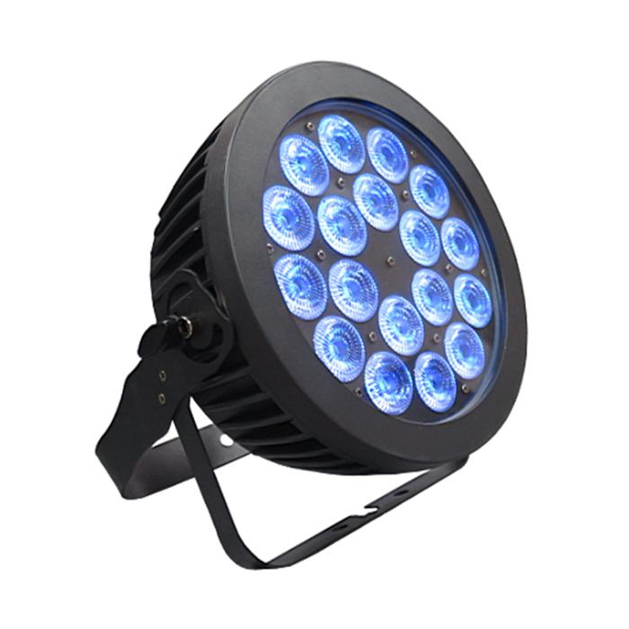 STAR TRIP LED PAR 25 18X12W RGBWAP IP67 1