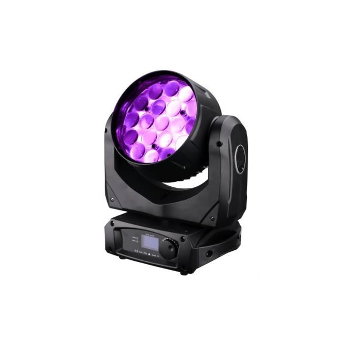 STAR TRIP LED WASH ΚΙΝΗΤΗ ΚΕΦΑΛΗ 10-60 19X12W RGBW 1