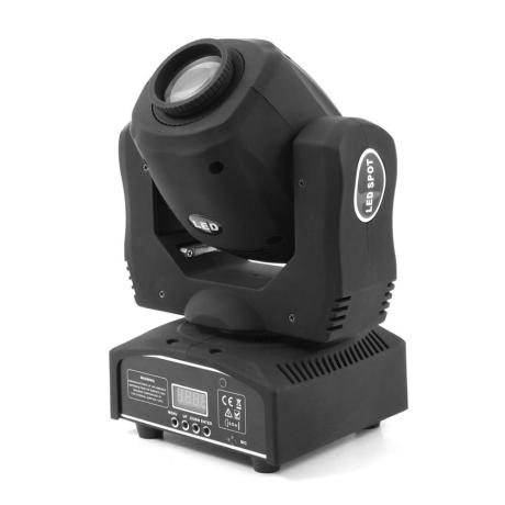 STAR TRIP LED SPOT MOVING HEAD, 60W ,8 COLORS ,8 GOBOS 1