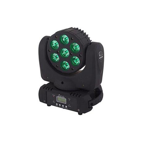 STAR TRIP LED BEAM MOVING HEAD WITH 7X10W RGBW LEDS, BEAM ANGLE: 8° 1