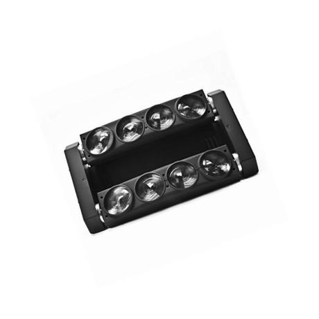 STAR TRIP LED MOVING LIGHT RGBW 2X4X10W 1