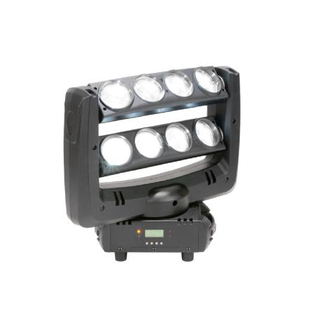 STAR TRIP LED EFFECT 4,5 8X10W RGBW
