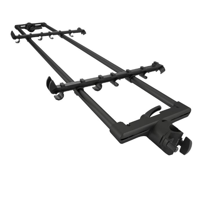 KORG KEYBOARD STAND EXTENTION LARGE BLACK 1