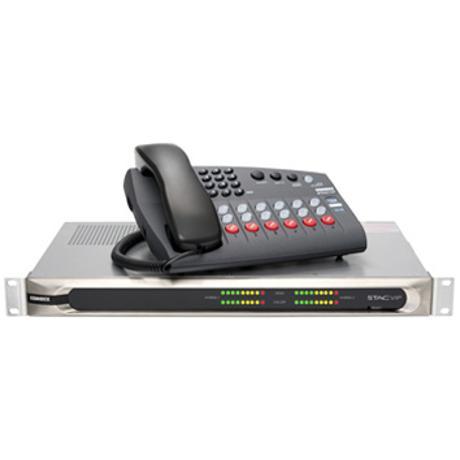 COMREX VOIP TELEPHONE TALKSHOW SYSTEM 12 LINES