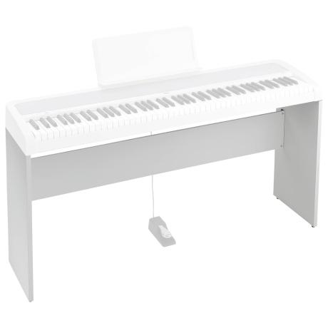 KORG STAGE PIANO STAND FOR B1 WHITE 1