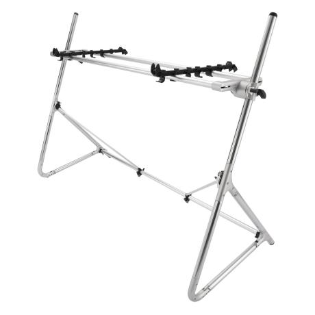 KORG KEYBOARD STAND LARGE SILVER