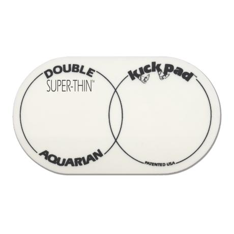 AQUARIAN SUPER THIN DOUBLE KICK PAD 1