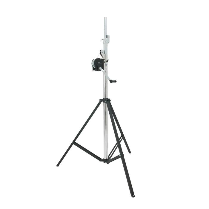 EUROLITE HIGH-QUALITY WINCH-STAND, MAX. LOAD 85kg, MAX. HEIGHT 400cm 1