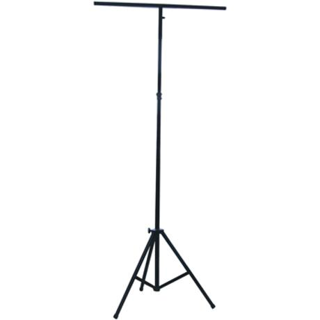 EUROLITE STEEL LIGHTING STAND WITH CROSSBAR, MAX. LOAD 18kg, MAX. HEIGHT 340cm 1
