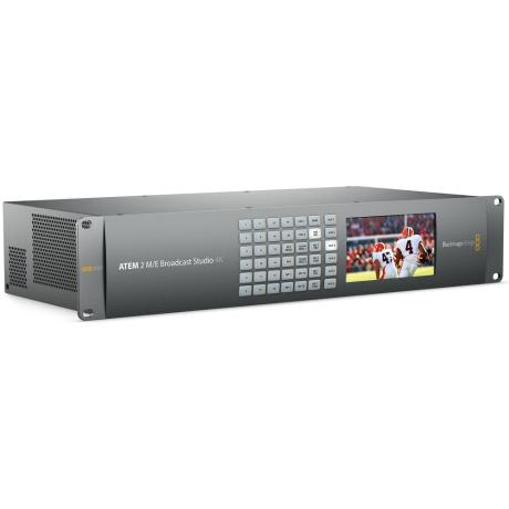 BLACKMAGIC DESIGN ATEM 2 M/E Broadcast Studio 4K 1