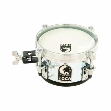 TOCA PERCUSSION MINI ACRYLIC TIMBALE 6'' CLEAR 1