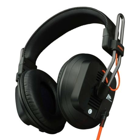 FOSTEX CLOSED-BACK STEREO HEADPHONES
