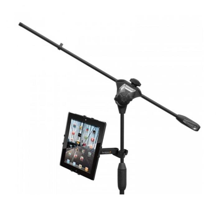 BESPECO TABLET STAND FOR MIC STAND